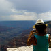 Trying to capture the Grand Canyon