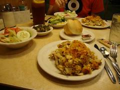 K&W dinner 9/4/09