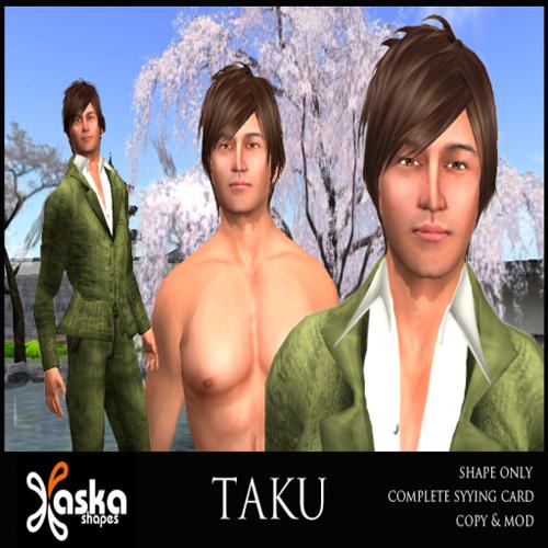 ASKA Shapes - Taku