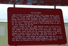Ingomar, Montana (The Feedman) Tags: ingomar montaa