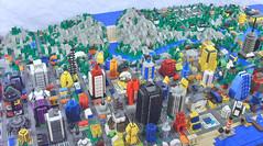 Shannonia (S.L.Y) Tags: city lego microscale shannonia