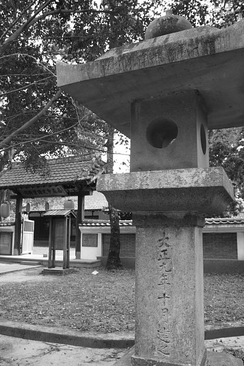 嘉義市史蹟資料館(黑白)11