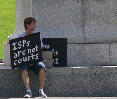 ISPs are not courts