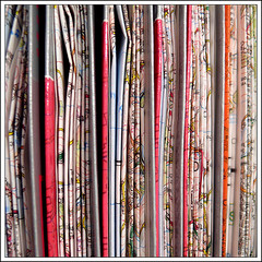 where on earth? (fourcotts) Tags: pink white lines paper square framed maps cartography roads survey contours edges ordnance karten 500x500 lumixaward fourcotts