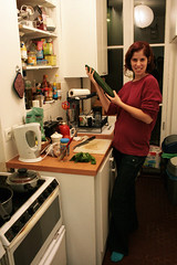 (*superwoman) Tags: vacation paris france cooking dinner december cucumber  hugecucumber