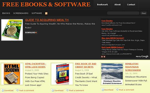20 Best Websites To Download Free EBooks