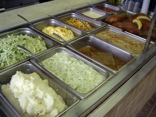 Pita Hut 'n Grille Salads 3