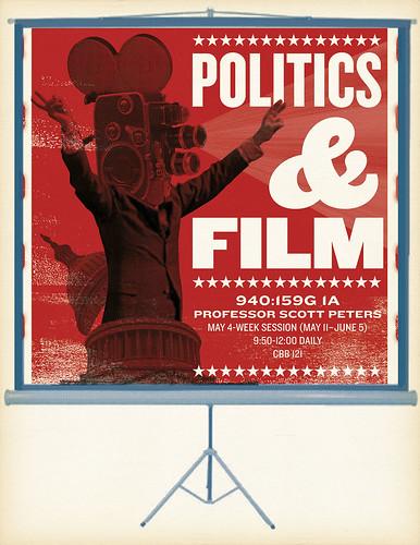Politics & Film poster
