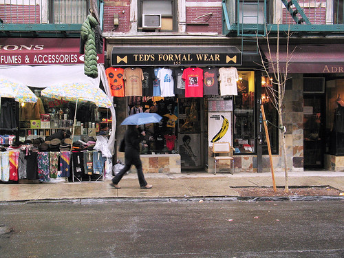 Teds Formal Wear, Lower East Side