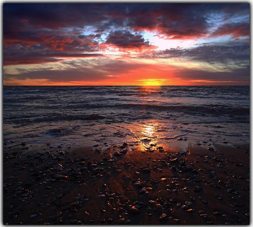 winter sunset da paololivorno.