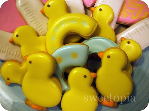 Baby Cookies for Carter