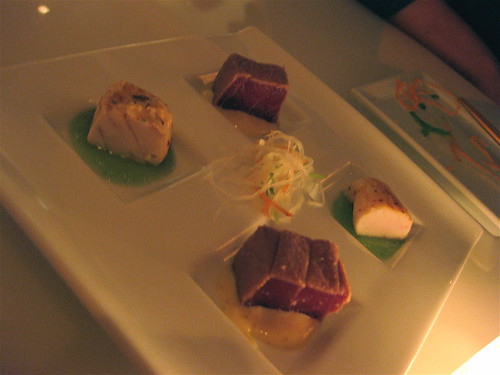 """Two Color Tuna"" at SEI"