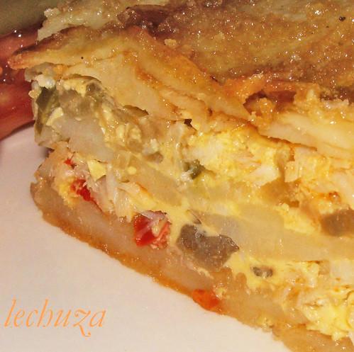 Tarta de bacalao-cerquísima