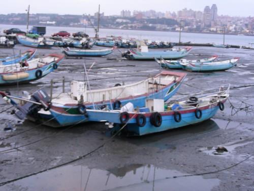 淡水-小船