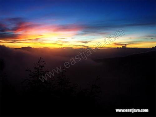 Sunrise On The Penanjakan Bromo - Probolinggo - East Java