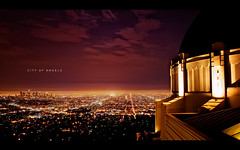 City of Angels (isayx3) Tags: city night lights la los nikon post angeles observatory process friday griffith pp 18mm d300 isayx3