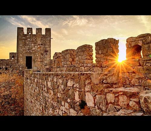 Sun in Castle
