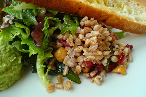 Tender Greens Farro Salad