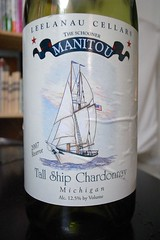 2007 Leelanau Cellars Tall Ship Reserve Chardonnay