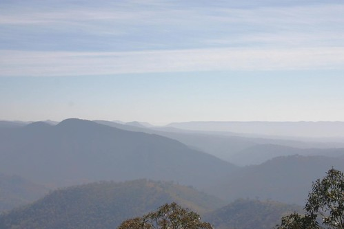 Smoke In the Wollondilly Valley