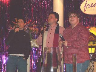 Karaoke at Freddie's
