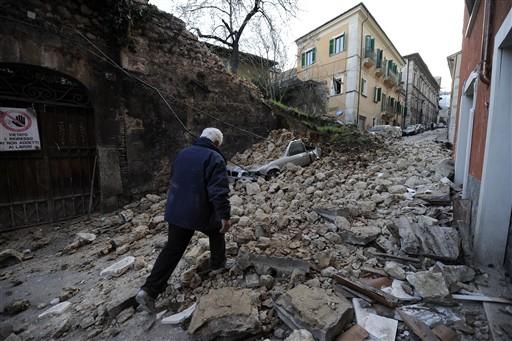 Terremotos en el mundo: Italia y Venezuela (2012)