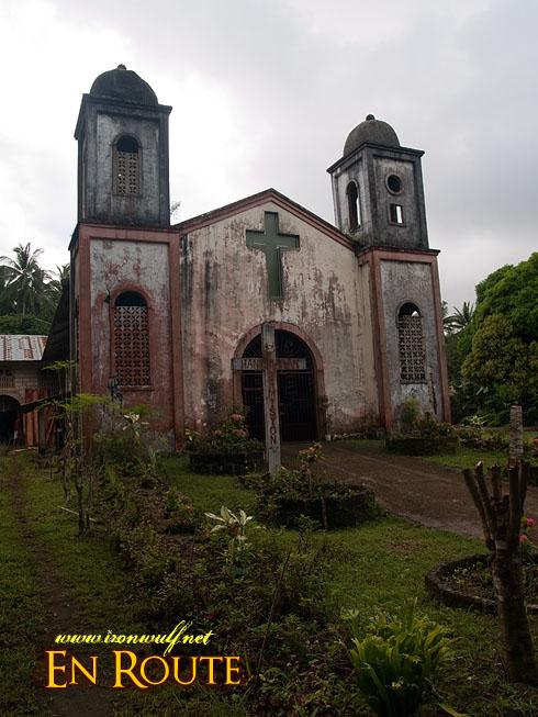 Siquijor San Antonio Church