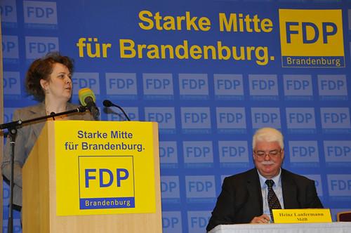 FDP-Landesparteitag Brandenburg