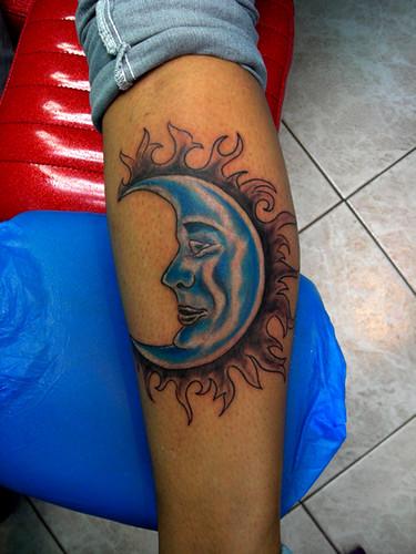 I found this site http://otautahitattoo.com/gallery/maori-pacific-tattoos to