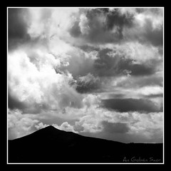 At the sixth hour darkness came over the whole land... (An Gobn Saor) Tags: sky bw clouds death darkness christ jerusalem jesus inri sugarloaf crucifixion greatsugarloaf stormclouds golgotha calvary goodfriday kingofthejews crucifiction killiney sixthhour calvaria killineyhill theunforgettablepictures platinumheartaward angobnsaor gobnsaor eloieloilamasabachthani mark1533 atthesixthhourdarknesscameoverthewholeland