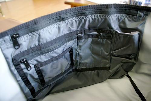 TIMBUK2のメッセンジャーバッグ