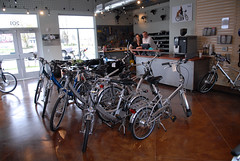 The eBike Store on opening day-103