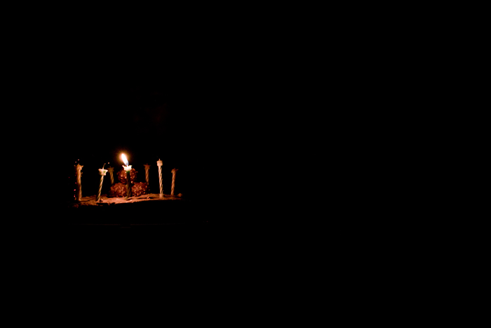 One Lonely Candle