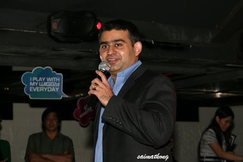 Launching Speech