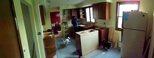 Changing Kitchen