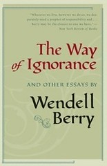 Book jacket art: The Way of Ignorance