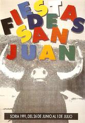 Cartel San Juan 1991