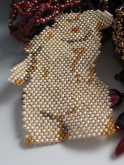 The T Collaboration: Tongues and Torsos (rachelnelsonsmith) Tags: nude beads denver bead convergence torso pismo weaving tongues beadwork beadweaving isgb beadandbutton ronitdagan rachelnelsonsmith