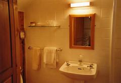 (Brian Heys) Tags: shropshire diary film sooc bathroom 35mm olympusmjuzoom105