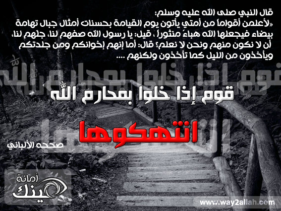 حملة عينك أمانة فحافظي عليها لاتوردك المهالك بالصور 3489751728_be10af5faa_o.jpg