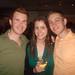 Jay Tilton, Jennifer Feldman and Eric Armour