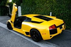 Metallic Yelow Lamborghini LP640 (j.hietter) Tags: california car yellow digital alley nikon hills whole exotic giallo website beverly lamborghini coupe supercar midas wholecar 18200mm d80 lp640