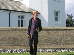 "Magnus by the lighthouse • <a style=""font-size:0.8em;"" href=""http://www.flickr.com/photos/38263504@N07/3521780176/"" target=""_blank"">View on Flickr</a>"