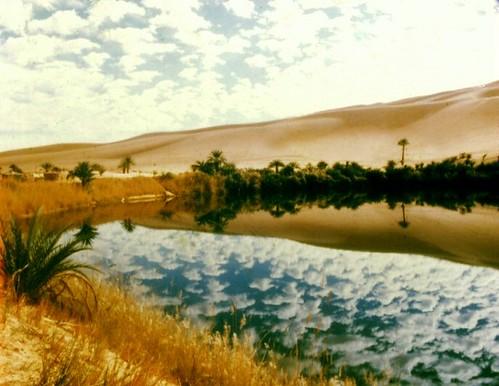 بحيرة قبر عون