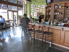 verde taqueria - the bar