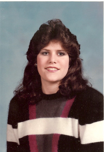 Deb in Highschool