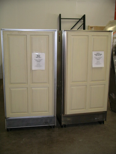 Sub Zero Refrig & Freezer Units $500ea.