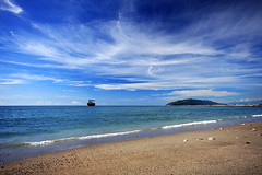 (nodie26) Tags: ocean blue sea sky water beautiful wonderful tour taiwan oceans  hualien                      aplusphoto skyascanvas