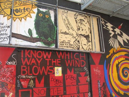 I Know Which Way the Wind Blows
