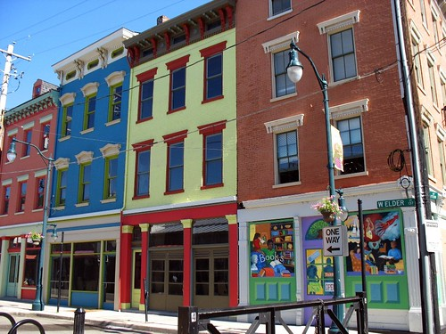 W Elder St, in OTR near Findlay Market (c2009 FK Benfield)